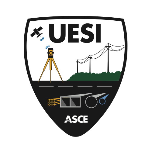 Utility Engineering & Surveying Institute Shield